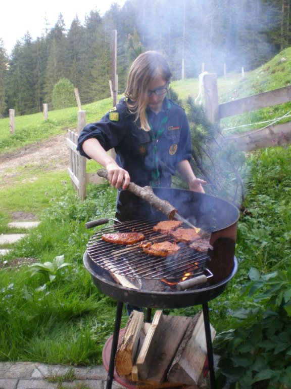 Frohes Grillen